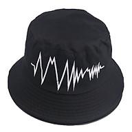 Nón bucket tai bèo nam nữ thêu hình nhịp tim nổi loại hot trend độc đáo - Hạnh Dương thumbnail