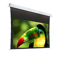 Màn chiếu điện Eco Tab Tension âm trần tỉ lệ 16 9 (căng dây siêu phẳng) - Hàng chính hãng thumbnail