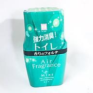 Hộp khử mùi toilet hương Bạc hà 200ml hàng Nhật Bản thumbnail