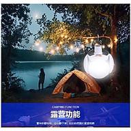 Đèn tích điện sạc bằng điện lưới gia đình hoặc năng lượng mặt trời, thumbnail