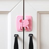 Khóa Gài Cửa, Tủ Lạnh ngộ nghĩnh dễ thương giao ngẫu nhiên thumbnail