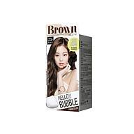 KoreaMiseenscene HelloBubble Self Hair Dye Ash Type Series Color Booster thumbnail