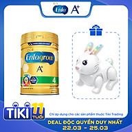 Sữa Bột Enfagrow A+ 4 (830g) - Tặng Đồ Chơi Thỏ Dùng Pin thumbnail