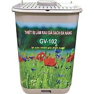 Thiết bị làm rau giá đỗ sạch tự điều chỉnh độ nén GV-102 thumbnail