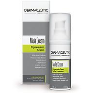 Kem giúp làm mờ nám mảng và đốm sắc tố Dermaceutic Pháp - Mela Cream thumbnail