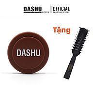 sáp vuốt tóc nam Dashu for Men Wild Design Muscle Wax 15ml, lược chải đầu, wax hair độ cứng 6-7, độ bóng 1, phù hợp với tóc dài, tóc mềm, tóc uốn xoăn, uốn sóng, dùng cho cả nam và nữ làm tăng độ phồng, độ dày cho tóc. thumbnail