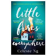 Little Fires Everywhere The New York Times Top Ten Bestseller thumbnail