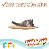 Zeze Võng treo tắm nắng cửa kính cho mèo thumbnail
