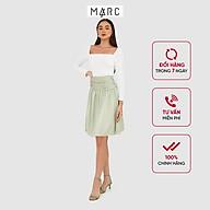 Váy nữ MARC FASHION form suông nhún eo thumbnail