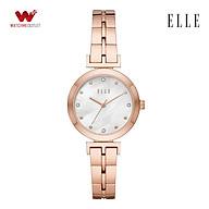 Đồng hồ Nữ Elle dây thép không gỉ 30mm - ELL21008 thumbnail