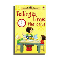 Telling The Time Flashcards thumbnail