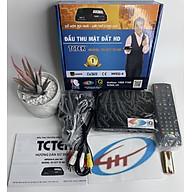 Đầu thu kỹ thuật số DVB T2 TCTEK 377,Hàng Chính Hãng. thumbnail