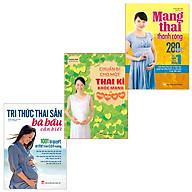 Combo Sách Tri Thức Thai Sản + Mang Thai Thành Công + Chuẩn Bị Cho Một Thai Kì Khoẻ Mạnh Chào Đón Bé Yêu thumbnail