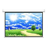 Màn chiếu treo tường Herin 96x96 inch thumbnail