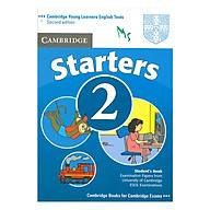 Cambridge Young Learner English Test Starters 2 Student Book thumbnail