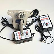 Máy đưa võng nguyên bộ tặng kèm 1 bộ nguồn chỉnh điện thay thế - Hàng chính hãng thumbnail