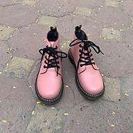 Boot cổ vừa CÓ SẴN Mã KQ49 cổ trung lên chân cực đẹp(Full box) thumbnail