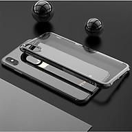 Ốp Lưng Silicon TPU Leeu Design Premium dành cho iPhone Xs Max_ Hàng Nhập Khẩu thumbnail