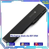 Pin laptop dành cho laptop HP 2560 - Hàng Nhập Khẩu thumbnail