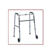 Khung tập đi có bánh xe dành cho người già, người khuyết tật thumbnail
