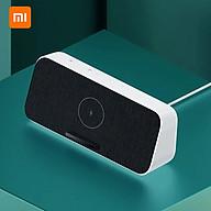 Loa Xiaomi BT Bộ sạc không dây 30W MAX BT5.0 Loa nghe nhạc tại nhà có micrô Cuộc gọi HD thumbnail