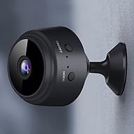Camera IP Wifi Mini Hồng Ngoại HD 1080P Kết Nối Với Điện Thoại Từ Xa A-09 thumbnail