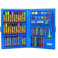 Bộ dụng cụ vẽ cho bé - Hộp bút chì màu đa năng 86 món tiện dụng_HBCM02 thumbnail