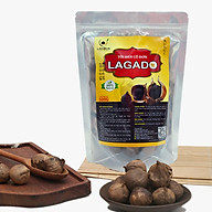 Tỏi đen LAGADO, Lên men 90 ngày theo công nghệ Nhật Bản - Hàng Cao Cấp ( 500 gram ) thumbnail