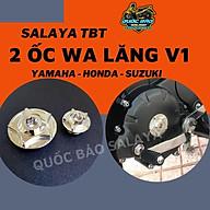 Ốc Mâm Lửa Salaya TBT Thái Mẫu V1 Lắp Cho Yamaha Honda Suzuki thumbnail
