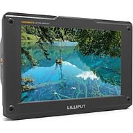 Màn Hình siêu sáng 3D Lut Lilliput H7 7 4K HDMI Ultrabright On-Camera - Chính Hãng thumbnail