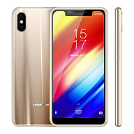 HOMTOM H10 4G Mobile Phone Android 8.1 Face ID 5.85-Inch Notch Full Display MTK6750 Octa Core 4GB RAM 64GB ROM 3500mAh thumbnail