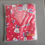 Bộ ngủ pijama lụa kate thái áo cộc quần dài bộ mặc nhà Hanz.vn mềm mại dễ thương H2NN thumbnail