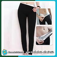 Quần tập thể dục giảm mỡ bụng, ra mồ hôi, quần tan mỡ, thon gon cơ thể trong 1 tuần thumbnail