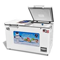 TỦ ĐÔNG MÁT SUMIKURA 500 LÍT SKF-500D(JS) ĐỒNG (R600A) (HÀNG CHÍNH HÃNG) (CHỈ GIAO HCM) thumbnail