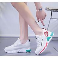 Giày sneaker nữ phong cách thể thao 179 thumbnail