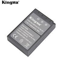 Combo pin sạc Kingma cho Olympus BLS1 BLS5, Hàng chính hãng thumbnail