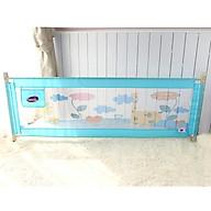 Thanh chắn giường điều chỉnh độ cao an toàn cho bé Mastela C09 size 180cm thumbnail