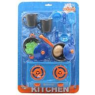 Vỉ Đồ Chơi Nhà Bếp BBY999-7 (DCVV) thumbnail