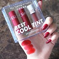 Sét Son Kem HERORANGE Best Cool Tint & Best Warm Tint Siêu Xinh thumbnail