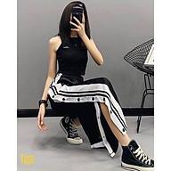 QUẦN ỐNG RỘNG XẺ TÀ VIỀN CÚC BẤM thumbnail