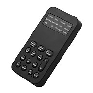 Mini Voice Changer Device Sound Effects Machine Microphone Sound Changer 3.5mm Interface for Live Streaming Online thumbnail
