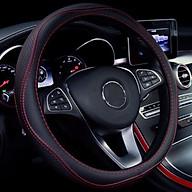 Bọc vô lăng cao cấp ô tô mẫu VL011 thumbnail