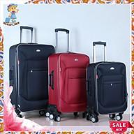 Vali kéo du lịch vải dù chống thấm VLX-022, 4 bánh xoay độ, lịch sự, phong cách. Hàng Việt Nam chất lượng cao thumbnail