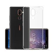 Ốp Lưng Trong Suốt Nokia 7 Plus thumbnail