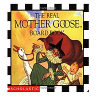 Scholastic The Real Mother Goose (Board Book) thumbnail