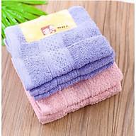 Bộ 3 khăn mặt xuất Nhật tặng kèm 1 khăn tắm mềm mịn ( giao mầu ngẫu nhiên ) thumbnail