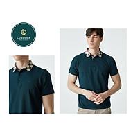 Áo golf nam ngắn tay Daks xanh lá thumbnail
