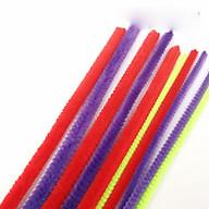 Sợi dây quấn làm tóc Premlock ( 1 bó màu ngẫu nhiên khoảng 40-50 sợi ) thumbnail
