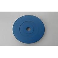 Tạ Đĩa Bọc Nhựa 5KG - Màu Xanh Dương thumbnail