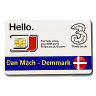 Sim Du lịch Đan Mạch - Demmark 4G tốc độ cao thumbnail